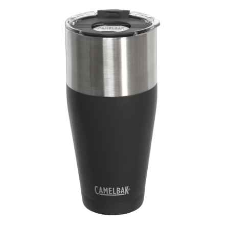 CamelBak Kickback Insulated Mug - 30 oz., Stainless Steel in Obsidian - Closeouts