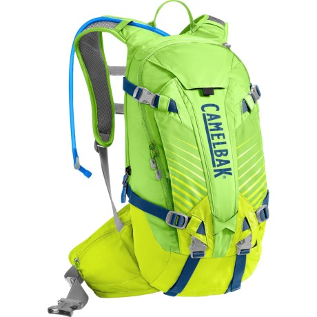 CamelBak K.U.D.U. 12L Hydration Pack - 100 fl.oz. in Limeade/Lime Punch