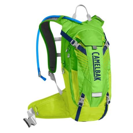 CamelBak K.U.D.U. 8 MTB Hydration Pack - 100 fl.oz. in Limeade/Lime Punch