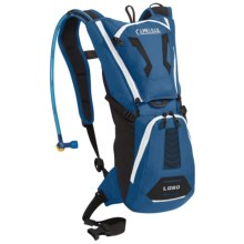 CamelBak Lobo Hydration Bike Pack - 100 fl.oz. in Skydiver - Closeouts