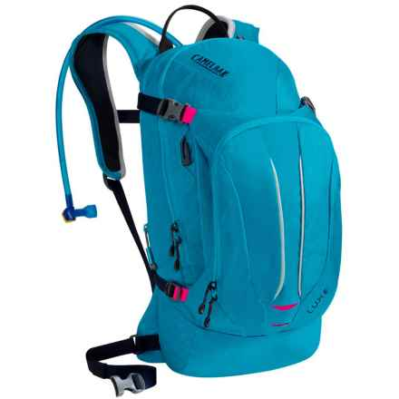 CamelBak L.U.X.E. Hydration Pack - 100 fl.oz. (For Women) in Atomic Blue/Black Iris - Closeouts