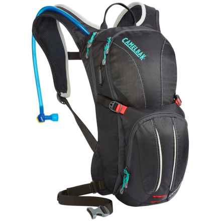CamelBak Magic Hydration Pack - 70 fl.oz. (For Women) in Charcoal/Fiery Coral - Closeouts