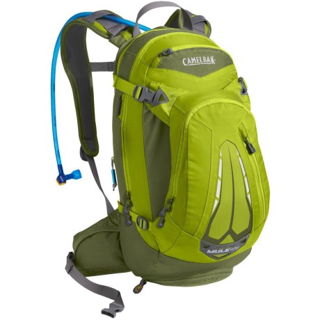 CamelBak M.U.L.E. NV Hydration Pack - 100 fl.oz. in Sprout/Bamboo