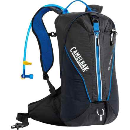 CamelBak Octane 18X 17L Hydration Pack - 100 fl.oz. in Black/Skydiver - Closeouts