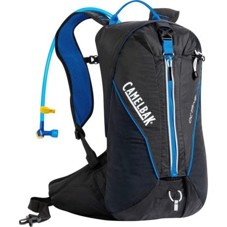 CamelBak Octane 18X 17L Hydration Pack - 100 fl.oz. in Black/Skydiver