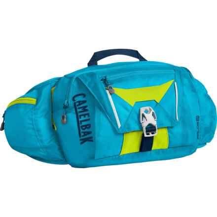 CamelBak Palos 4 Lumbar Hydration Pack - 50 oz. in Atomic Blue/Sulphur Springs - Closeouts