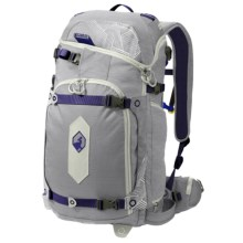 CamelBak Pit Boss Hydration Pack - 100 fl.oz. in Greypes - Closeouts