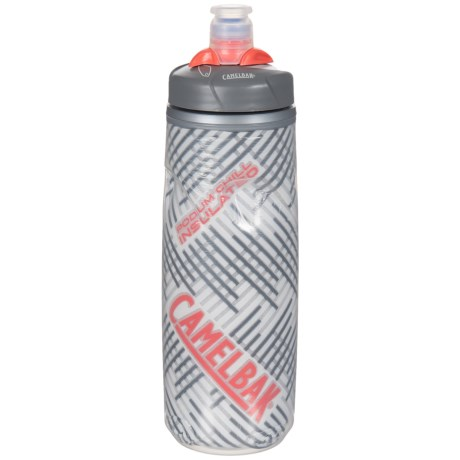 CamelBak Podium Chill Water Bottle - 21 oz. in Grapefruit