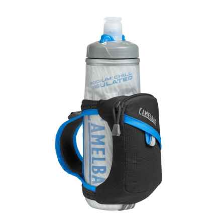 CamelBak Quick Grip Chill Water Bottle - 21 fl.oz. in Black - Closeouts
