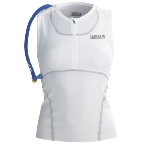 CamelBak RaceBak Hydration Pack Jersey - 2L Reservoir (For Women) in White