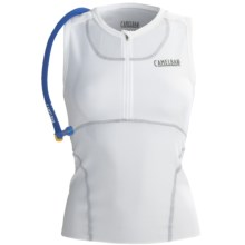 CamelBak RaceBak Hydration Pack Jersey - 72 fl.oz. (For Women) in White - Closeouts