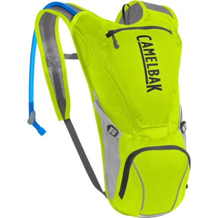 ac7738da9f CamelBak Rogue Hydration Pack - 85 oz. in Lime Punch/Silver - Closeouts