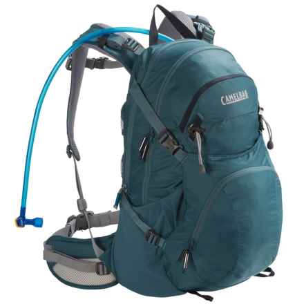 CamelBak Sequoia 22 Hydration Pack - 100 fl.oz (For Women) in Tapestry/Dark Navy - Closeouts