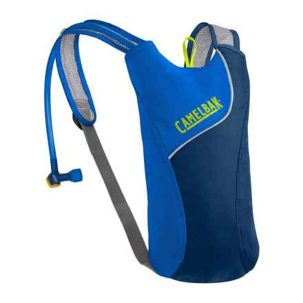 CamelBak Skeeter Hydration Pack - 50 fl.oz. (For Kids) in Poseidon/Electric Blue - Closeouts