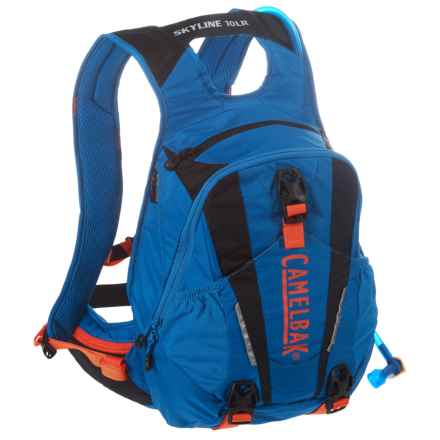 CamelBak Skyline 10 LR Hydration Pack - 100 fl.oz. in Iperial Blue/Black - Closeouts