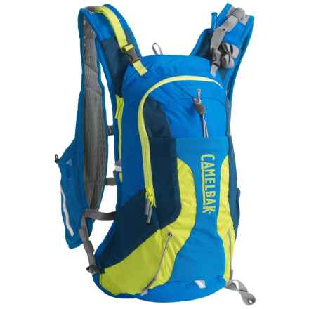 CamelBak Ultra 10 Hydration Pack - 70 fl.oz. in Electric Blue/Lime Punch - Closeouts