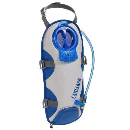 CamelBak UnBottle 2L Hydration Pack - 70 fl. oz. in Frost Grey/Turkish Sea - Closeouts