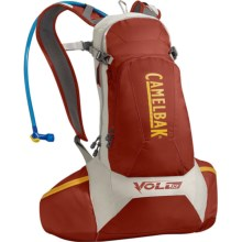 Camelbak Volt 13 LR Hydration Pack - 100 fl.oz. in Brick/Dove - Closeouts