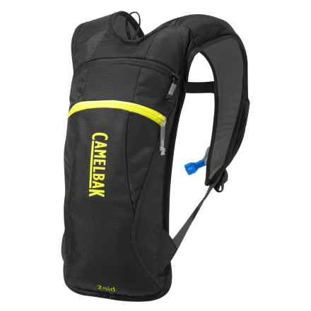 CamelBak Zoid 2L Hydration Pack - 70 fl. oz. in Black/Sulphur Springs - Closeouts