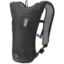 CamelBak Zoid Hydration Pack - 70 fl.oz. in Black - Closeouts