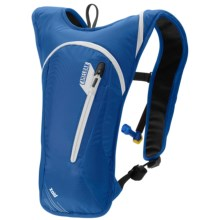 CamelBak Zoid Hydration Pack - 70 fl.oz. in Skydiver - Closeouts