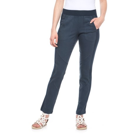 Camille Summer Twill Pants (For Women)