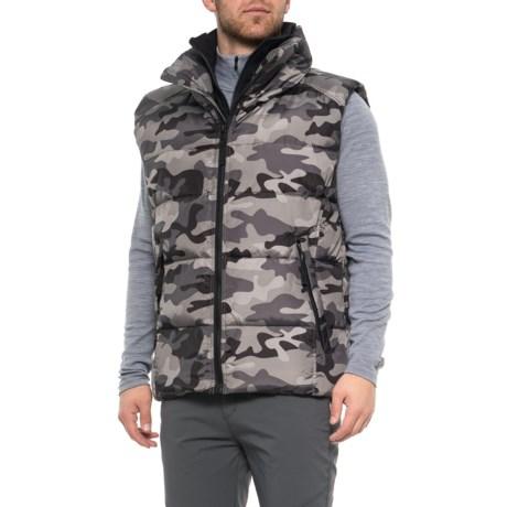Image of Camo Edge Down Vest (For Men)