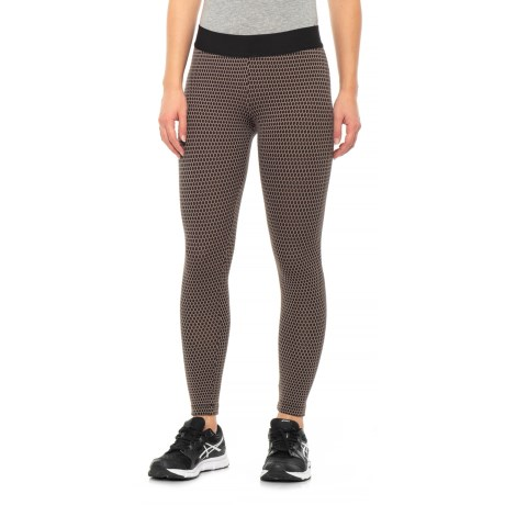 Image of Camo Knockout Cropped Leggings (For Women)