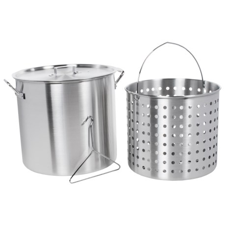 Camp Chef Aluminum Cooker Pot - 42 qt. in See Photo