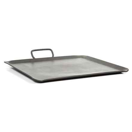 """Camp Chef Steel Fry Griddle - 14x16"""" in See Photo - Closeouts"""
