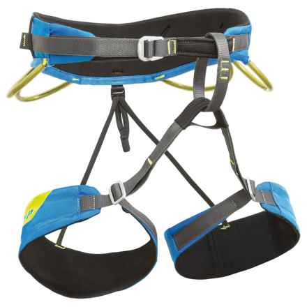 C.A.M.P. Energy Climbing Harness in Blue - Closeouts