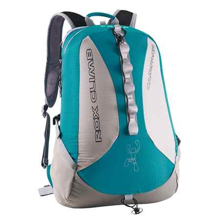 C.A.M.P. Rox Climb 20L Backpack in Blue Petrol - Closeouts