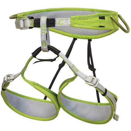 C.A.M.P. USA Air CR EVO Climbing Harness in See Photo