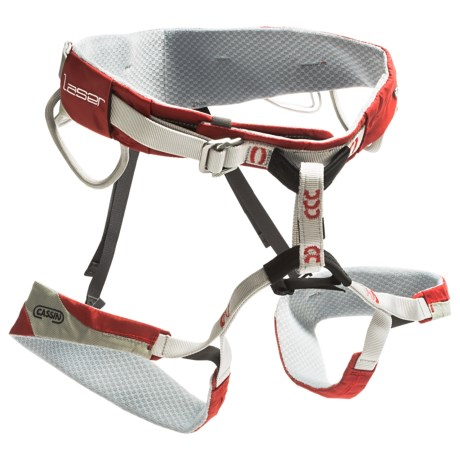 C.A.M.P. USA Cassin Laser Harness in Red