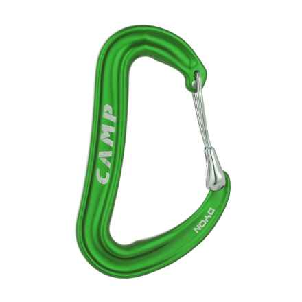 C.A.M.P. USA Dyon Carabiner in Green - Closeouts