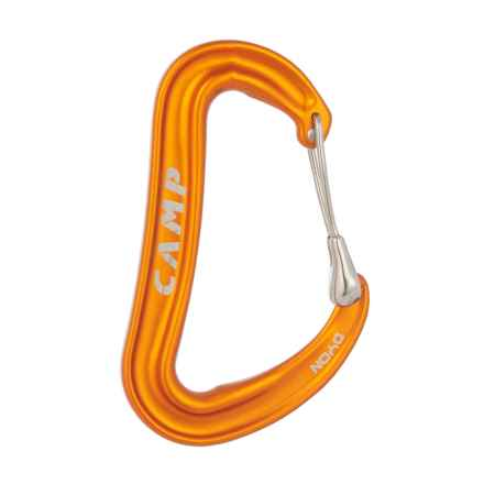 C.A.M.P. USA Dyon Carabiner in Orange - Closeouts