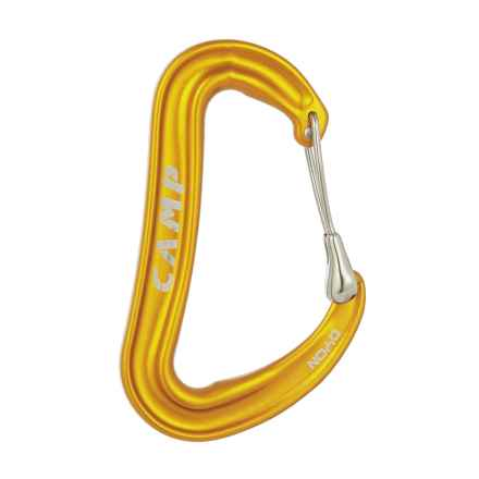 C.A.M.P. USA Dyon Carabiner in Yellow - Closeouts