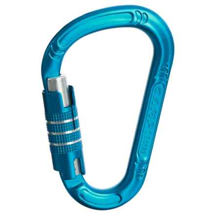 C.A.M.P. USA HMS 3Lock Carabiner in Asst - Closeouts