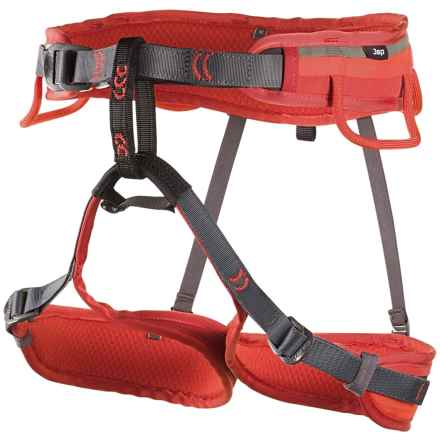 C.A.M.P. USA Jasper CR3 Harness in Red - Closeouts