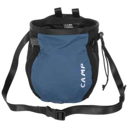 C.A.M.P. USA Montagna Chalk Bag in Blue - Closeouts