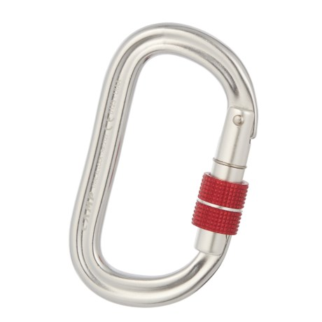 C.A.M.P. USA Oval XL Locking Carabiner in See Photo
