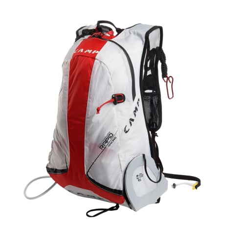 C.A.M.P. USA Rapid Racing Backpack (For Men and Women) in See Photo