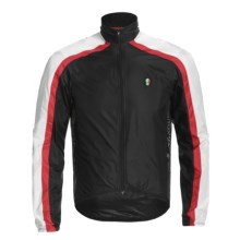 Campagnolo Heritage Wind Jacket - Ultralight (For Men) in Black - Closeouts