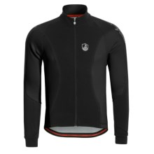 Campagnolo Raytech Cycling Jersey - Full Zip, Long Sleeve (For Men) in Black - Closeouts