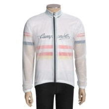 Campagnolo Raytech Light TXN Cycling Jacket - Waterproof, Full Zip (For Men) in Glass - Closeouts