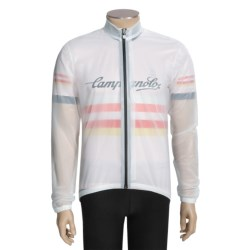 Campagnolo Raytech Light TXN Cycling Jacket - Waterproof, Full Zip (For Men) in Glass