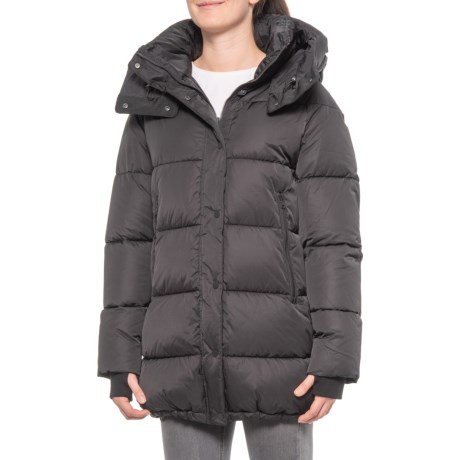 Canadian Designer Marily Sporty Jacket - Waterproof, Insulated (For Women) - BLACK (M )