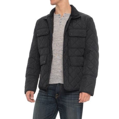 Image of Canal Quilted Jacket - Insulated ( For Men)
