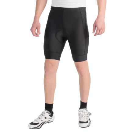 Canari Arrow Bike Shorts (For Men) in Black - Closeouts