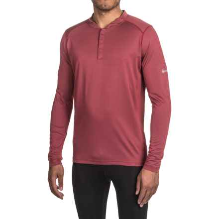 Canari Bernies Cycling Jersey - Long Sleeve (For Men) in Rio Red - Closeouts